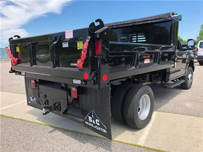 2018 F-350 Regular Cab DRW 4x4,  Reading Marauder SL Dump Body #184772 - photo 2