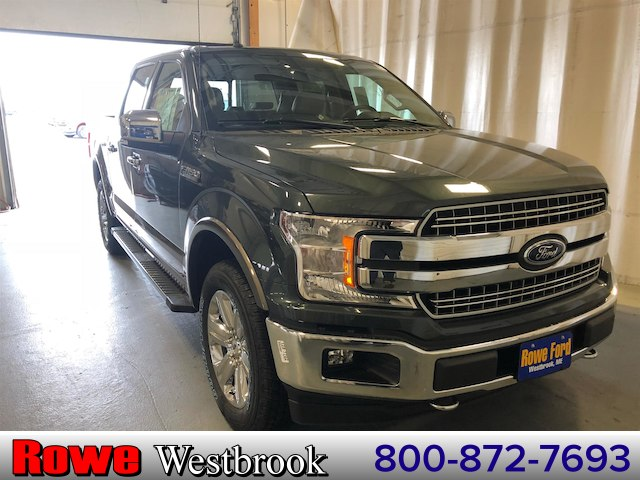 2018 F-150 SuperCrew Cab 4x4,  Pickup #184773 - photo 1