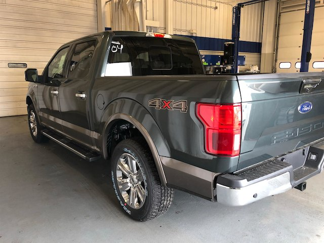 2018 F-150 SuperCrew Cab 4x4,  Pickup #184773 - photo 5