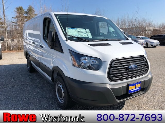 2018 Transit 250 Low Roof, Cargo Van #189039 - photo 1