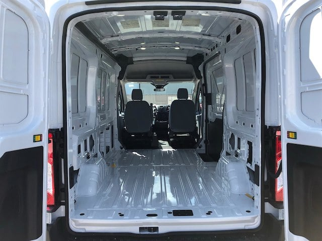 2018 Transit 250 Med Roof 4x2,  Empty Cargo Van #189041 - photo 2
