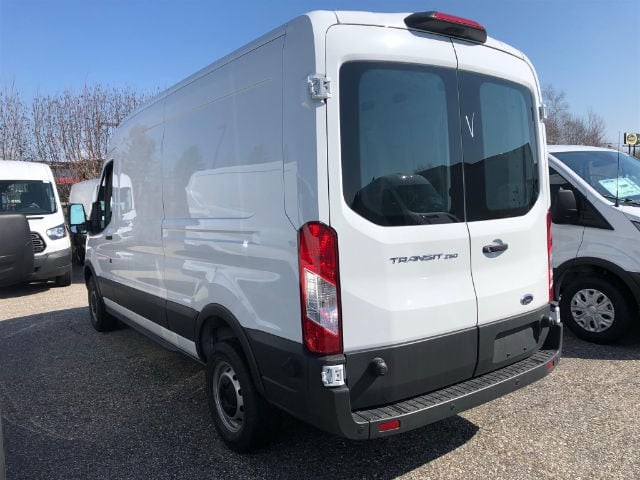 2018 Transit 250 Med Roof 4x2,  Empty Cargo Van #189050 - photo 4