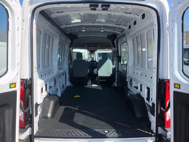 2018 Transit 250 Med Roof 4x2,  Empty Cargo Van #189050 - photo 2