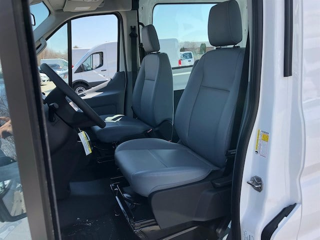 2018 Transit 250 Med Roof 4x2,  Empty Cargo Van #189051 - photo 10