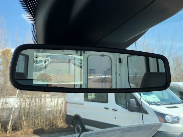 2018 Transit 250 Med Roof 4x2,  Empty Cargo Van #189051 - photo 13
