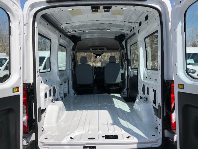 2018 Transit 250 Med Roof 4x2,  Empty Cargo Van #189051 - photo 2
