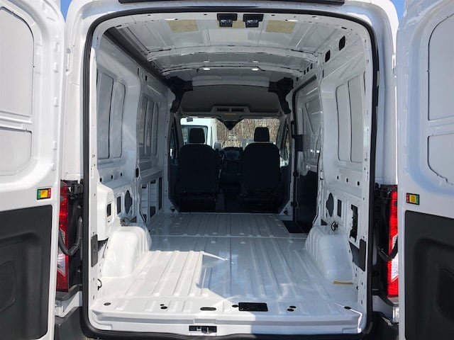 2018 Transit 250 Low Roof 4x2,  Empty Cargo Van #189055 - photo 2