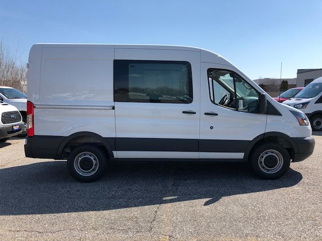 2018 Transit 350 Low Roof 4x2,  Empty Cargo Van #189061 - photo 3