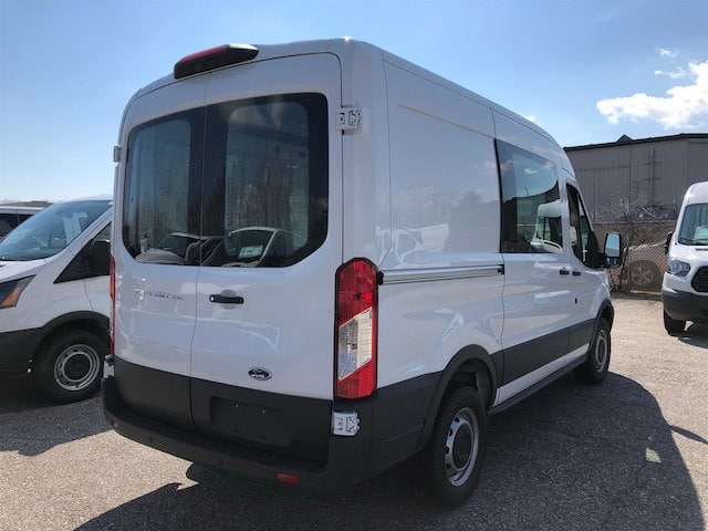 2018 Transit 350 Low Roof 4x2,  Empty Cargo Van #189061 - photo 4