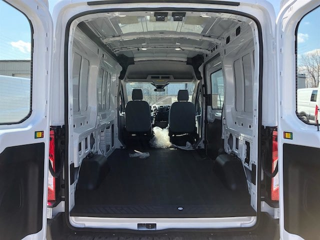 2018 Transit 350 Low Roof 4x2,  Empty Cargo Van #189061 - photo 2
