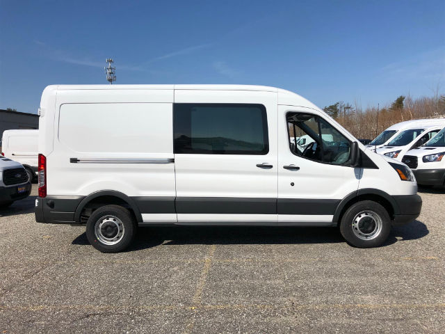 2018 Transit 250 Med Roof, Cargo Van #189137 - photo 3