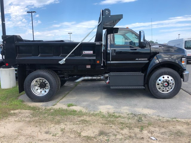 2018 F-650 Regular Cab DRW 4x2,  Crysteel Dump Body #189151 - photo 3