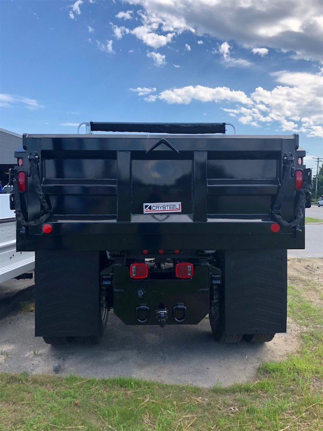 2018 F-650 Regular Cab DRW 4x2,  Crysteel Dump Body #189151 - photo 5