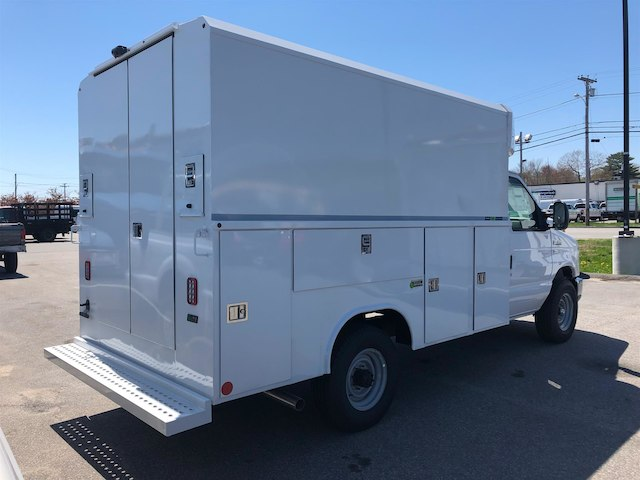 2018 E-350 4x2,  Reading Aluminum CSV Service Utility Van #189154 - photo 5