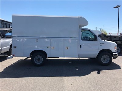2018 E-350 4x2,  Reading Aluminum CSV Service Utility Van #189154 - photo 4