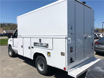 2018 E-350 4x2,  Reading Aluminum CSV Service Utility Van #189154 - photo 2