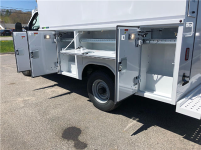2018 E-350 4x2,  Reading Aluminum CSV Service Utility Van #189154 - photo 7