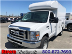 2018 E-350 4x2,  Reading Aluminum CSV Service Utility Van #189154 - photo 1
