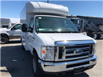 2018 E-350 4x2,  Reading Aluminum CSV Service Utility Van #189154 - photo 3