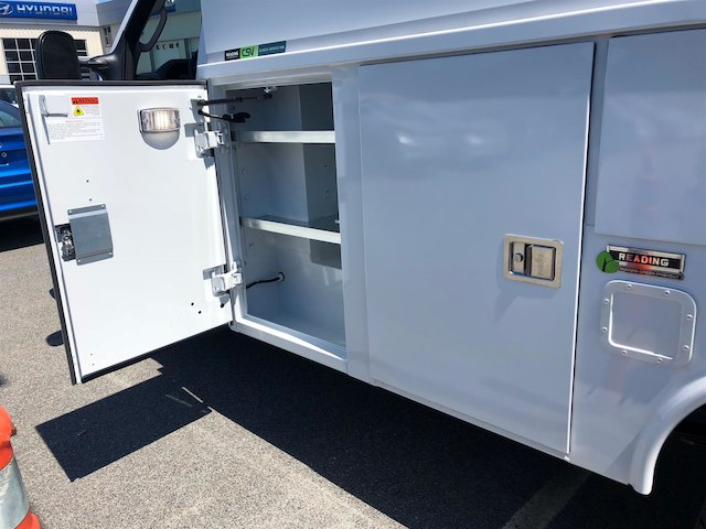 2018 E-350, Reading Service Utility Van #189155 - photo 9
