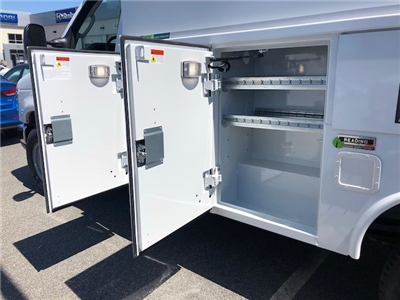 2018 E-350,  Reading Aluminum CSV Service Utility Van #189155 - photo 10