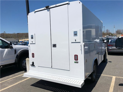 2018 E-350,  Reading Aluminum CSV Service Utility Van #189155 - photo 2