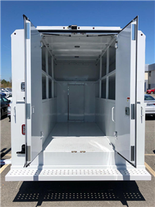 2018 E-350,  Reading Aluminum CSV Service Utility Van #189155 - photo 6