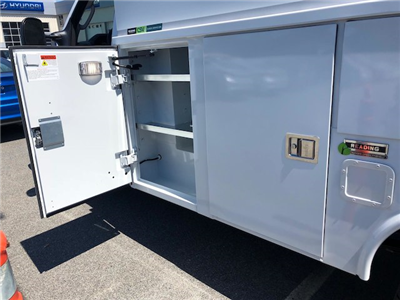 2018 E-350,  Reading Aluminum CSV Service Utility Van #189155 - photo 9