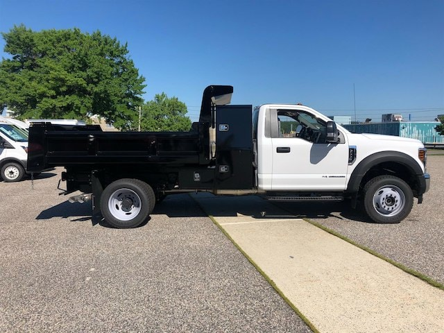 2018 F-550 Regular Cab DRW 4x4,  Rugby Dump Body #189169 - photo 3