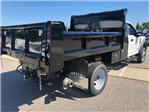 2018 F-550 Regular Cab DRW 4x4,  Rugby Dump Body #189169 - photo 1