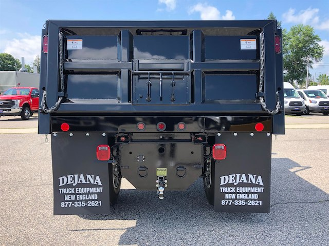 2018 F-650 Regular Cab DRW 4x2,  Rugby Dump Body #189178 - photo 6