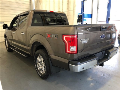 2015 F-150 SuperCrew Cab 4x4,  Pickup #18C169 - photo 4