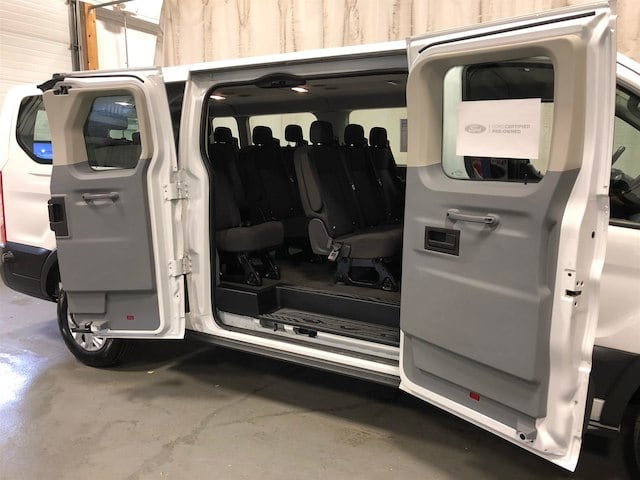 2016 Transit 350 Low Roof, Passenger Wagon #18P110 - photo 20