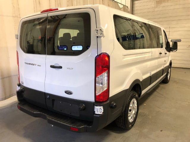 2016 Transit 350 Low Roof, Passenger Wagon #18P110 - photo 2
