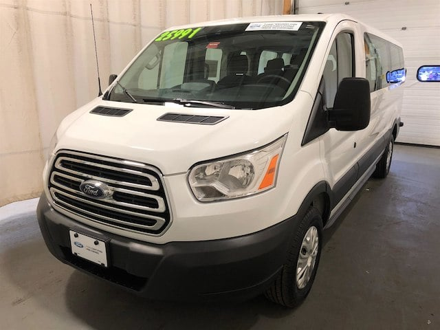 2016 Transit 350 Low Roof, Passenger Wagon #18P110 - photo 5