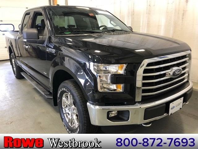 2015 F-150 Super Cab 4x4, Pickup #18P151 - photo 1