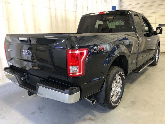 2015 F-150 Super Cab 4x4, Pickup #18P151 - photo 2