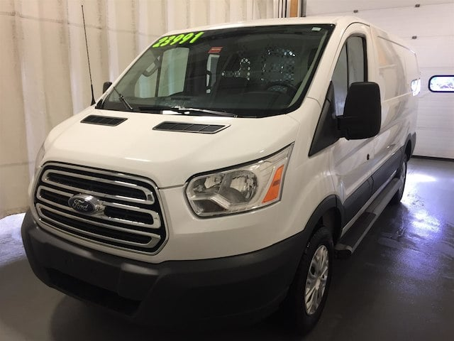 2016 Transit 250 Low Roof, Cargo Van #18P68 - photo 5