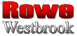 Rowe Ford Westbrook logo