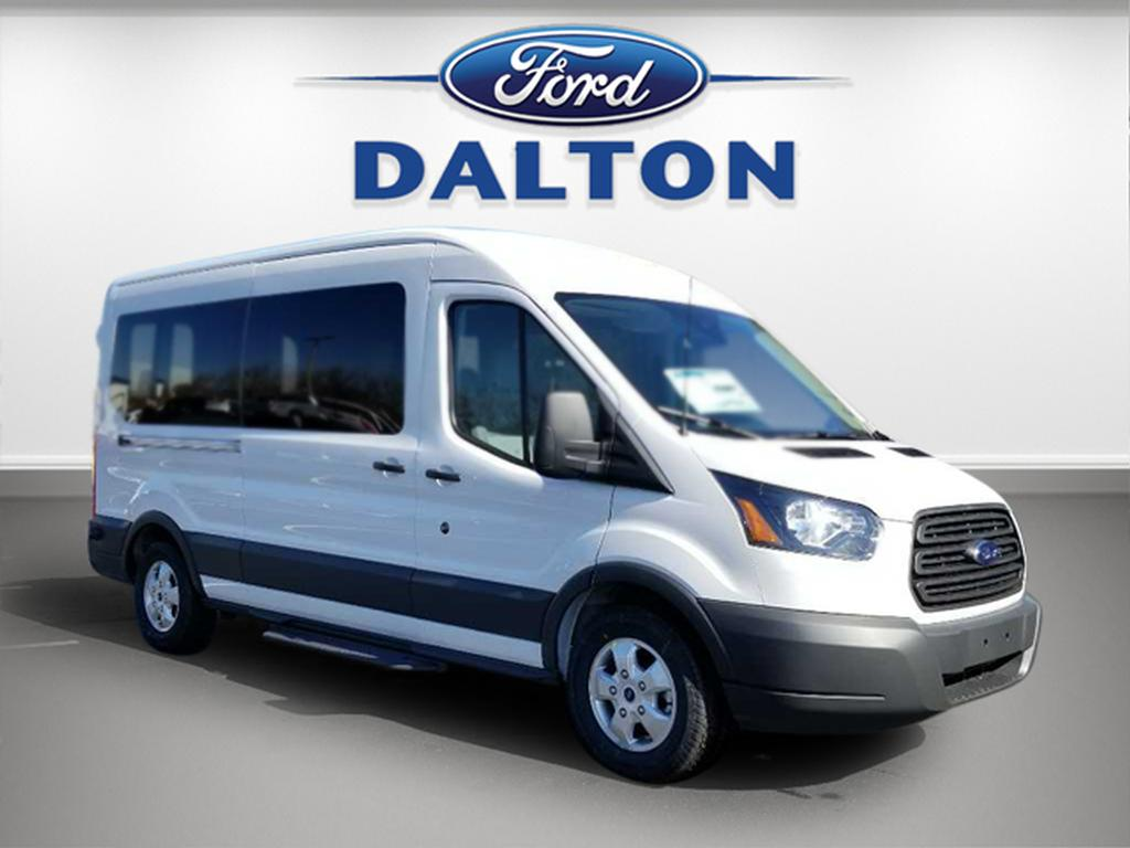 2018 Transit 350 Medium Roof, Passenger Wagon #1318TV - photo 3