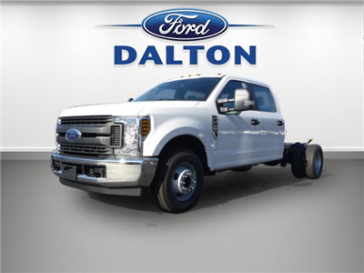 2018 F-350 Regular Cab DRW,  Cab Chassis #B03663 - photo 1