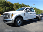 2017 F-350 Crew Cab DRW Cab Chassis #E68168 - photo 1