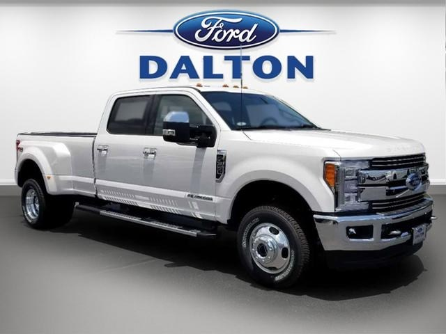 2018 F-350 Crew Cab DRW 4x4,  Pickup #T18182 - photo 3