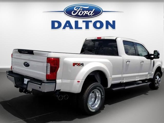 2018 F-350 Crew Cab DRW 4x4,  Pickup #T18182 - photo 4