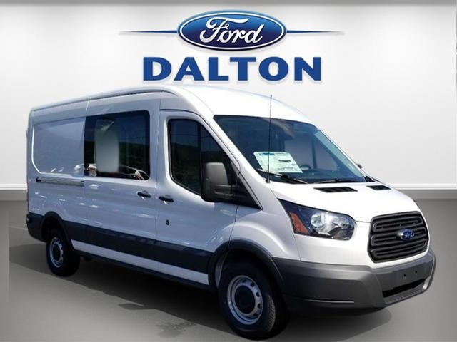 2018 Transit 250 Med Roof 4x2,  Empty Cargo Van #T18253 - photo 4