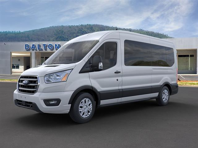2020 Ford Transit 350 Med Roof 4x2, Passenger Wagon #T20446 - photo 1