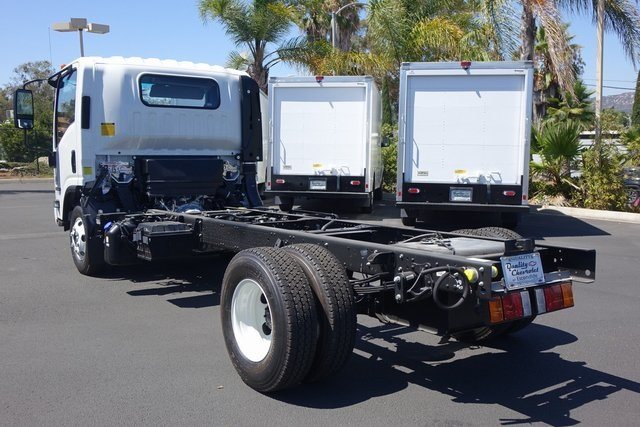 2020 Isuzu NPR-HD Regular Cab 4x2, Cab Chassis #200058 - photo 1