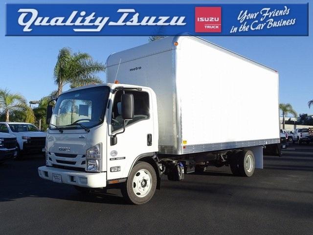 2020 Isuzu NRR Regular Cab 4x2, Metro Truck Body Dry Freight #200318 - photo 1