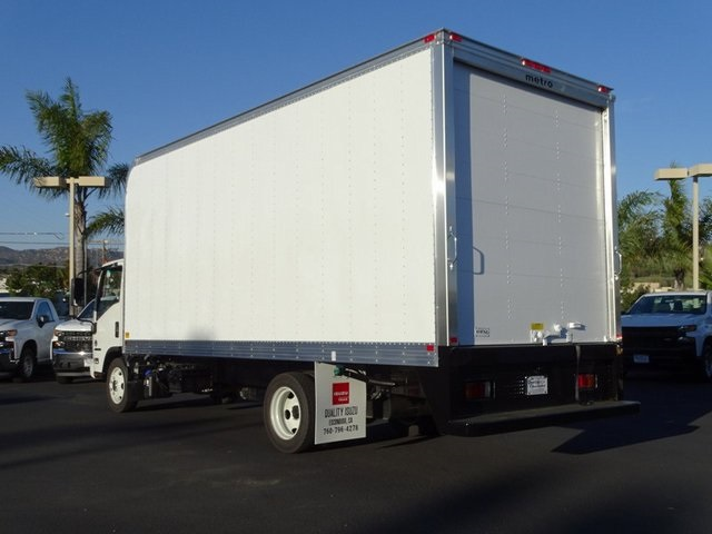 2020 Isuzu NRR Regular Cab 4x2, Metro Truck Body Dry Freight #200318 - photo 1