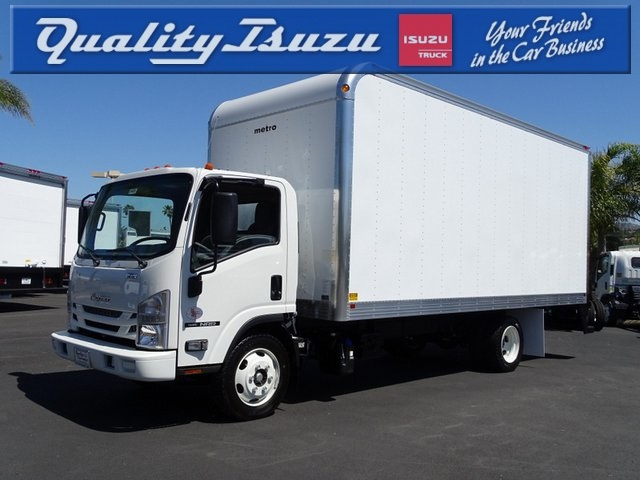 2020 Isuzu NRR Regular Cab 4x2, Metro Truck Body Cutaway Van #200570 - photo 1